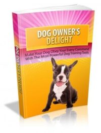 DogOwnersDelight Book Sml