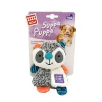 GigwiSuppaPuppaRacoonSqueakerToy